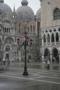 Lampu PJU di San Marco