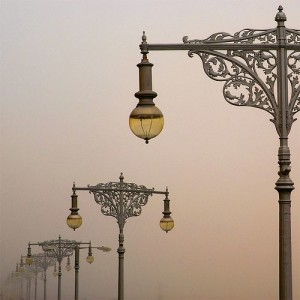 lampu pju Brighton