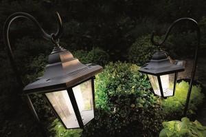 Lampu Taman Minimalis Cast Iron Filmaria