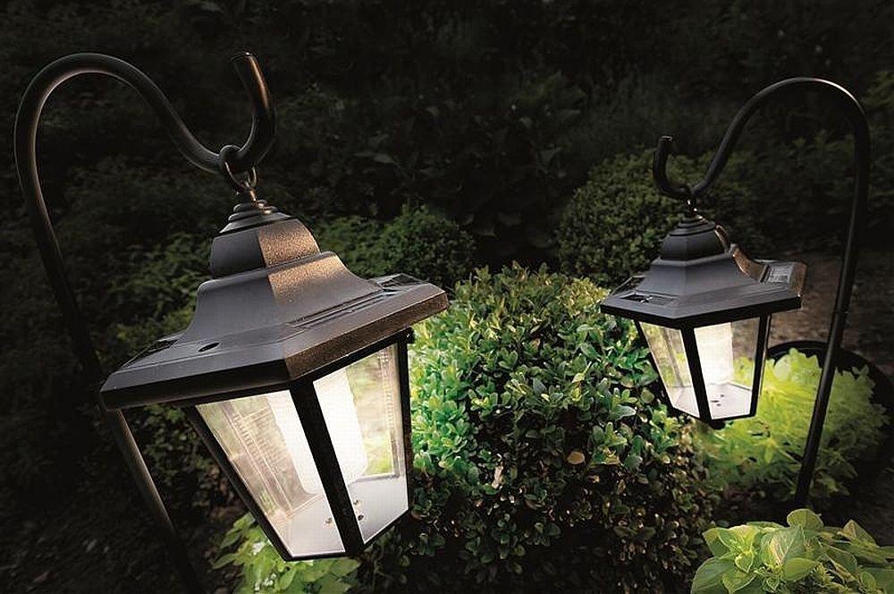 Lampu taman minimalis cast iron filmaria - Lampioni giardino ikea ...