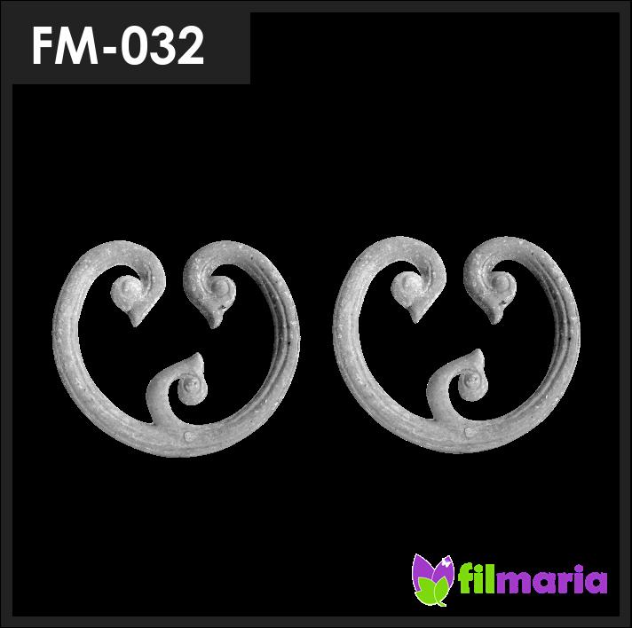 ornamen pagar motif 032