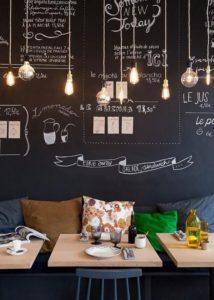 tips dekorasi cafe