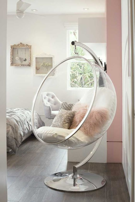furniture unik di kamar tidur