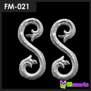 ornamen pagar motif 021