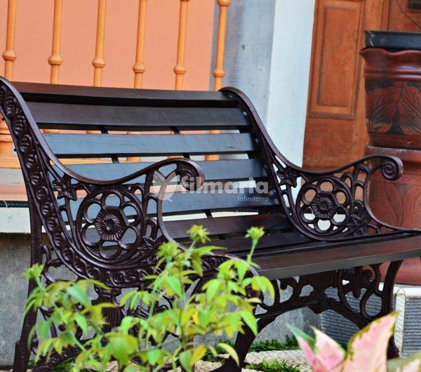 carina kursi taman panjang cast iron