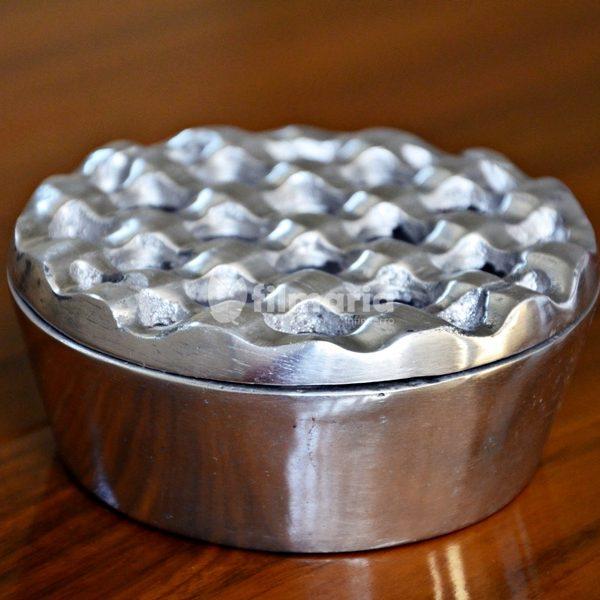 asbak aluminium