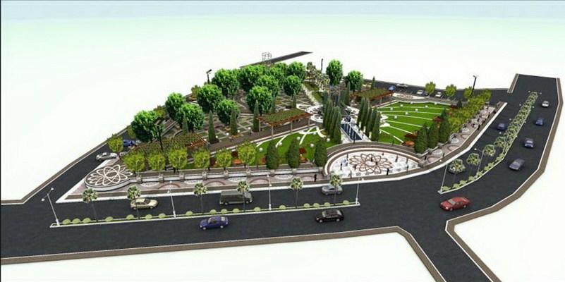 Desain Taman Umum