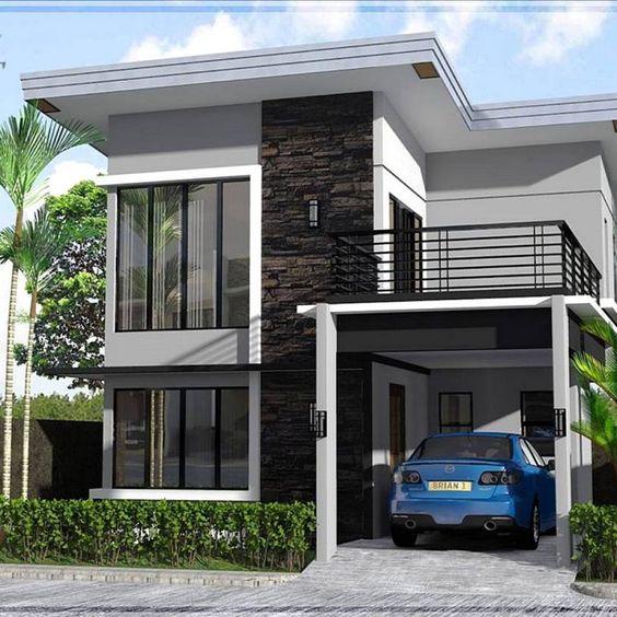 Desain Teras Rumah Joglo Minimalis  7 macam gaya desain rumah terpopuler filmaria
